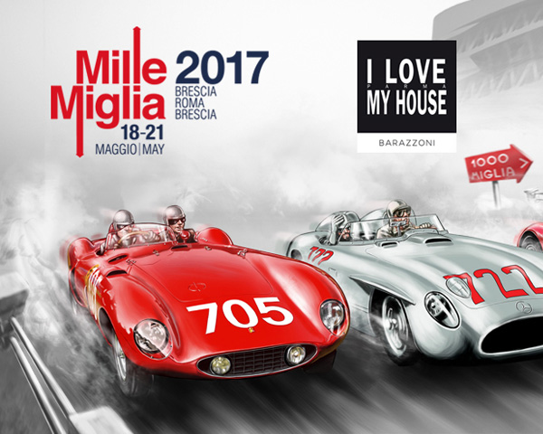 1000 miglia - i love my house
