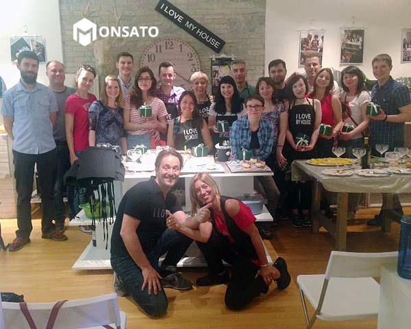 Incontri di Cucina & Moldavia