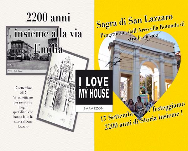 ilovemyhouse - sagra san lorenzo