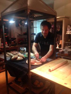 incontri di cucina parmigiana