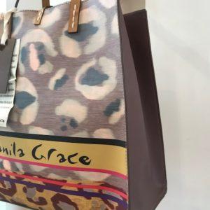 Borsa Manila Grace modello Felicia Bag kaky