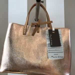 Borsa Manila Grace modello Fiona oro