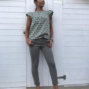 Pantalone Victoria ILMH tortora
