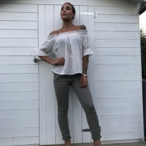 Camicia Victoria ILMH bianco